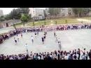 флэшмоб учителей СШ № 11 г. Гродно