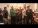 ORIGINAL: Overwatch Actors Dancing Like Their Emotes