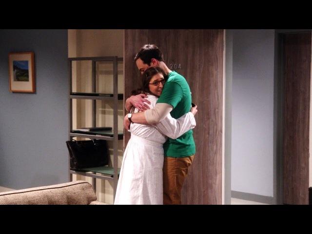 The Big Bang Theory - Amy Answers Sheldon's Proposal