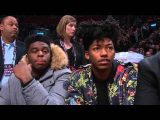 Verizon Slam Dunk Contest   February 13, 2016   NBA All-Star 2016