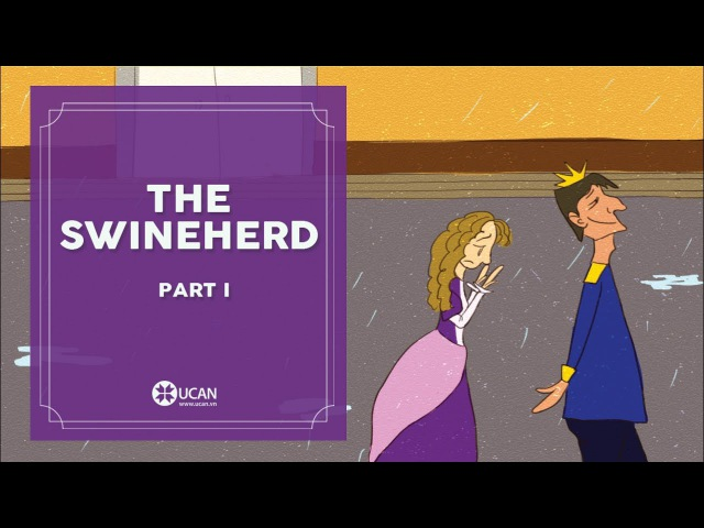 Learn English Listening | English Stories - 78. The Swineherd part 1