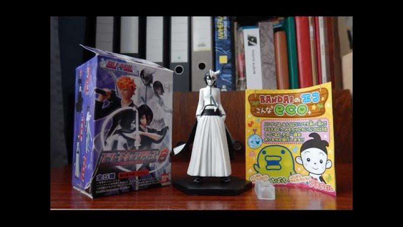 Обзор аниме-фигурки Улькиора Шифер из аниме Блич / Ulquiorra Cifer Bleach Characters 6