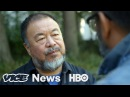 Ai Weiwei Takes Over NYC With Refugee Crisis Installations (HBO)