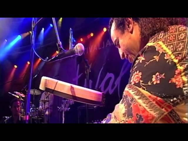 Rhani Krija with Eda Zari - Percussion Solo