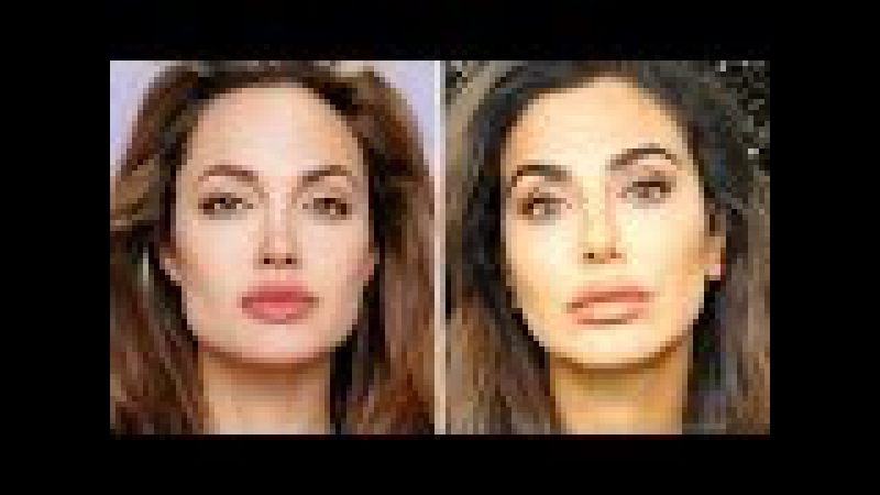 What Do You Guys Think: My Angelina Jolie Inspired Makeup Tutorial!