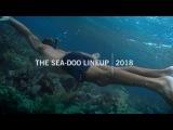 Модельный ряд гидроциклов Sea-Doo 2018 года