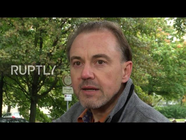 Германия: «Бомба сюжет» подозреваемый в списке наблюдения в течение длительного времени - Саксония полиции.