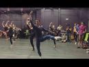 Mariinsky Ballet Class with Igor Petrov at SCFTA* JMT* October 11 2017 Directed by Gina ARDANI