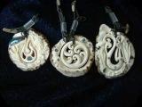 Bone carvings by TJ