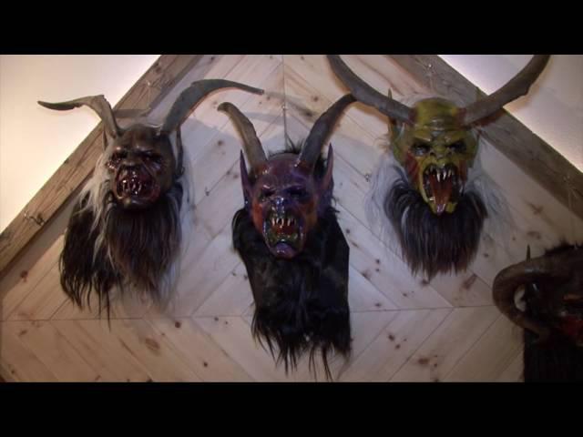 Metzger Masken und der Talwirt