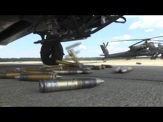 AH-64 стреляет взглядом
