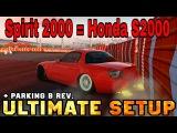 Spirit 2000 Ultimate Setup + Test Drive! Honda S2000 ultimate) CarX Drift Racing