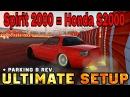 Spirit 2000 Ultimate Setup Test Drive! Honda S2000 ultimate) CarX Drift Racing