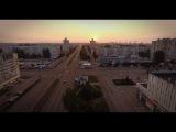 4K Ultra HD Ульяновск. Новый город. Восход солнца.