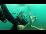 Плаваю с аквалангом