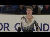 Harrison BAIN NZL Brisbane- Men Free Skate - ISU JGP 2017