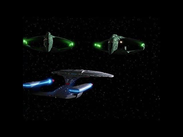 Star Trek TNG: Romulan Standoff