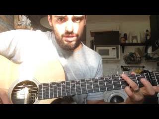 СЛОВО ЖИЗНИ youth - И пусть шумят (гитарный урок)