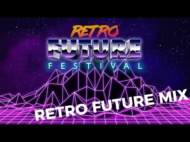 Retro Future Mix ⚡⚡ A Neon Nights Retro Future Festival Support Mix ⚡⚡ Retrowave/ Outrun / Synthpop