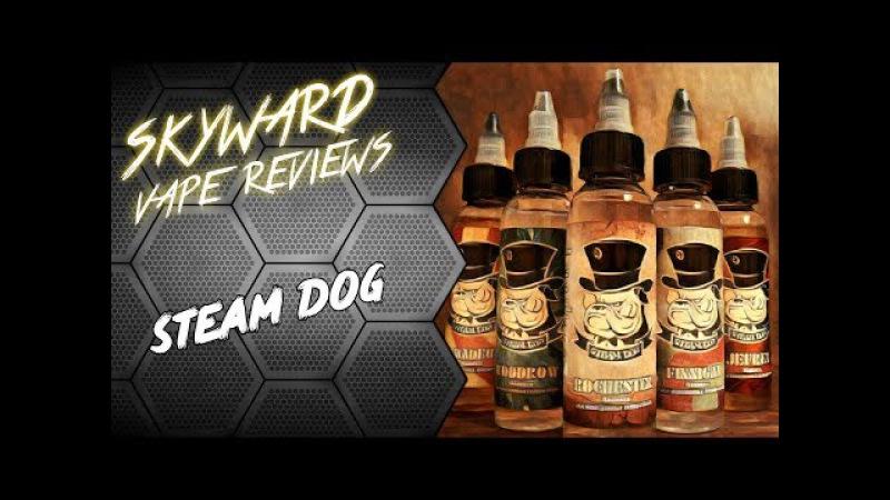 Обзор обновленной линейки Steam Dog | Вкусная бюджетка
