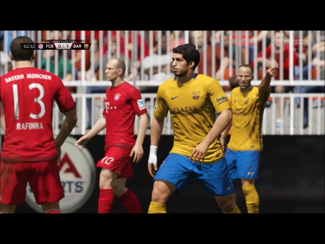 FIFA 16 карьера за игрока 2 Вышли в Финал