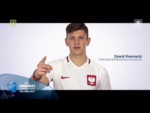 Czas na Euro u-21 w Polsce :D Piątek pierwszy mecz :D