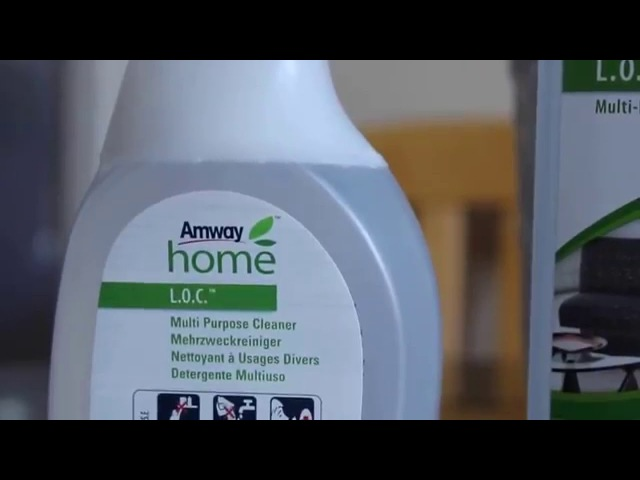 Amway Product Demos Multi Purpose Cleaner