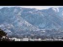 Вид на горы с Кобулети 03 01 2016