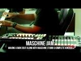 MASCHINE JAM Making A Dark Beat With Maschine Jam, Studio &amp Komplete Kontrol!