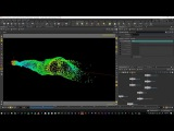 Tutorial 53 - Creating Particle Goals and Curves in Houdini
