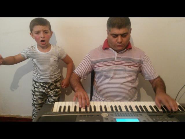 Edgar Muzikant Pepanyan.Ashot Mirzoyan (Anhamber spasum em )-Sasunciner-(Sasno-Curer)