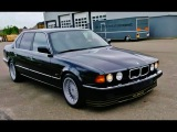 BMW Alpina B12 5.0 (E32) 7 Series quick look and drive