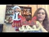 Одежда для кукол крючком украшаем жилет вышивкой рококо