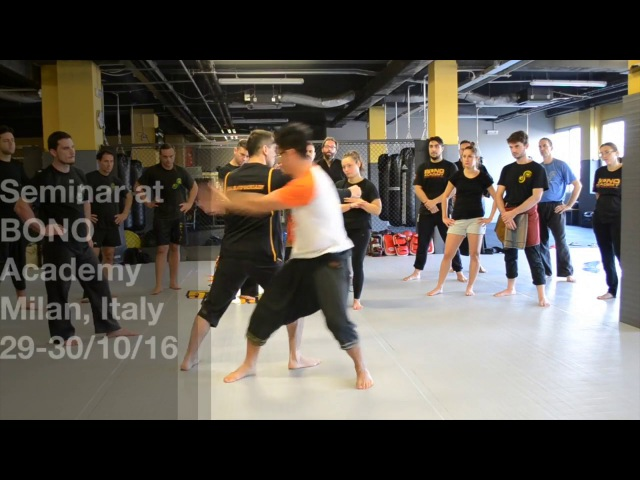 SILAT OPEN CIRCLE : Introduction to SBL Milan Italy 2016