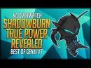 🎲 ShadowBurn True Power Revealed Best Of The Best Genji 7 Genji Montage