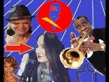 ПЕРЕПЕЛА Louis Armstrong (Луи Армстронг), Whitney Houston (Уитни Хьюстон) и др.!!