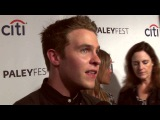 Iain De Caestecker from Agents of S.H.I.E.L.D.  AfterBuzz TV Red Carpet