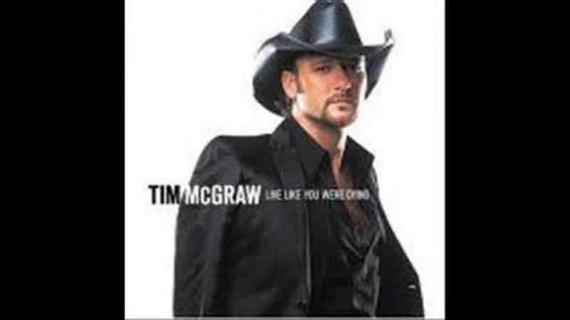 Tim Mcgraw-Back When