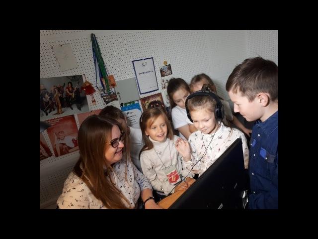 KiDS Патруль Тюмень на Радиостанции