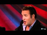 'The Artist' Interview Jean Dujardin Sings 'For Me, Formidable' on 'Popcorn with Peter Travers'