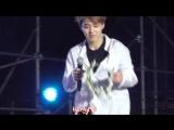 [VIDEO] 170506 EXO XIUMIN @  K-Pop festival in Myanmar - EXO Xiumin focus - Lucky