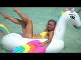 Caroline Wozniacki Gets Cheeky In Turks Caicos - Uncovered - Sports Illustrated Swimsuit