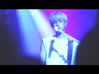 [Фанкам] 170901 Джэ @ Every Day6 Concert in September Eyeless