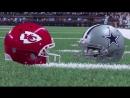 Kansas City Chiefs Vs. Dallas Cowboys Week 9 Game Highlights Madden NFL 18