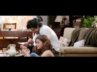 Love You Zindagi - Dear Zindagi ¦ Gauri Shinde ¦ Alia ¦ Shah Rukh ¦ Amit ¦ Kausar M ¦ Jasleen R