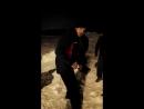 Главарь банды навашей 03.02.17 во дворе дома ул. Латвийская, 54