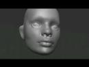 Разработка головы куклы Phyn Aero