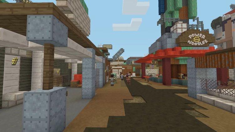 Фанаты серии Fallout, играющие в Minecraft, скоро смогут приобрести новое тематическое дополнение к популярной «песочнице».