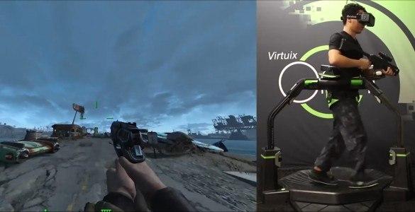 Пит Хайнс в интервью порталу Hip Hop Gamer заявил, что рабочая версия Fallout4 VR будет представлена на E3 2017.