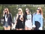 [FANCAM] 170616 T-ara @ Music Bank